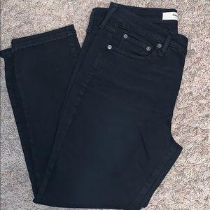 GAP Best Girlfriend black jeans